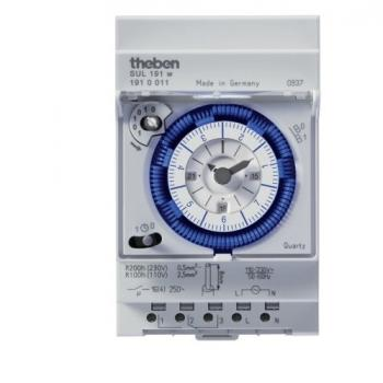 Digital Time Switches THEBEN SUL 191 w