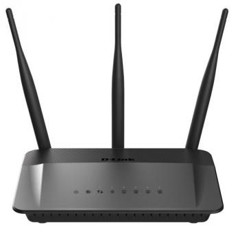 Wireless AC750 Dual Band Router D-Link DIR-809