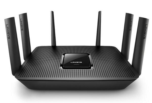 Max-Stream AC4000 Tri-Band Wi-Fi Router LINKSYS EA9300