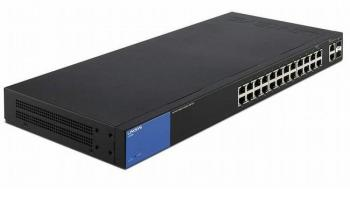 26-Port Business Smart Gigabit Switch LINKSYS LGS326