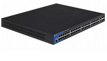 52-Port Managed Business Gigabit Switch LINKSYS LGS552