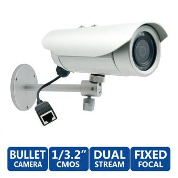 ACTi E32A 3MP Day/Night IR Bullet IP Security Camera