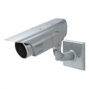 Panasonic WV-SW314A 1.3MP Bullet IP Security Camera - 2.8~10mm Varifocal Lens, 30fps at 720P, WDR, IP66