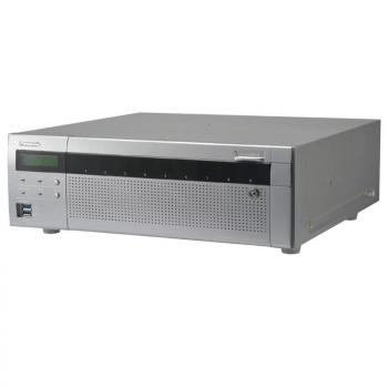 Panasonic WJ-NX400/6000T6 64 Channel Network Video Recorder - 6TB HDD included
