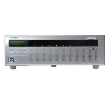 Panasonic WJ-NX400/3000T3 64 Channel H.265 Turbo-Raid 3TB NVR Network Video Recorder