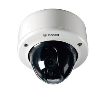 Bosch NIN-733-V03IPS FLEXIDOME IP starlight 7000 VR 1.4MP Dome IP Security Camera - 3~9mm SR Lens, Day/Night, IVA, Weatherproof, Vandal Proof, SMB