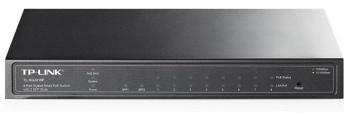 8-Port Gigabit Smart PoE Switch with 2 SFP Slots TP-LINK TL-SG2210P