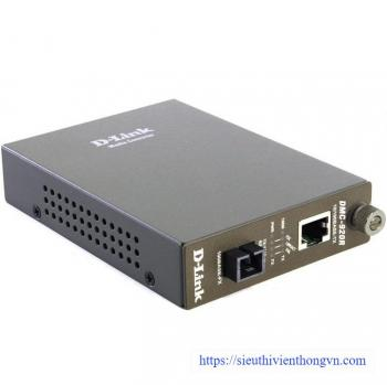 10/100Base-TX to 100Base-FX Single Fiber Media converter D-Link DMC-920R