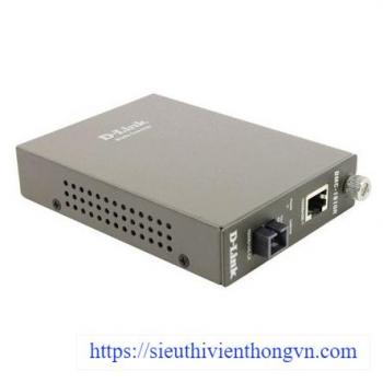 1000Base-TX to 1000Base-LX Single Fiber Media converter D-Link DMC-1910R/A9A