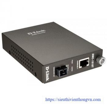 1000Base-TX to 1000Base-LX Single Fiber Media converter D-Link DMC-1910T/A9A